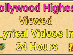 Tollywood Highest Viewed Lyrical Videos In 24 Hours