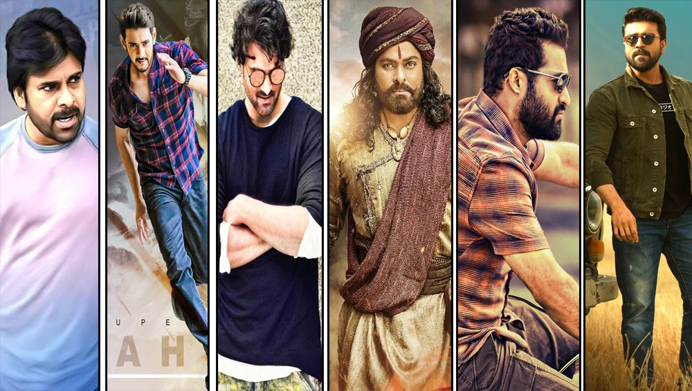 Top 10 most Liked Telugu Trailers in 24hrs