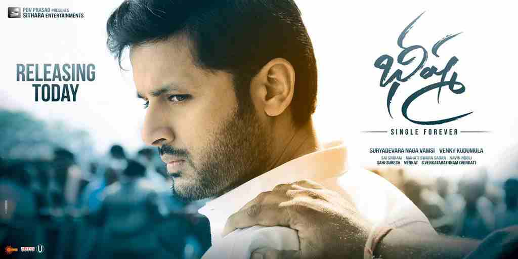 Bheeshma 9 Days Total WW Collections