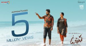 Uppena 19 Days Total World Wide Collections