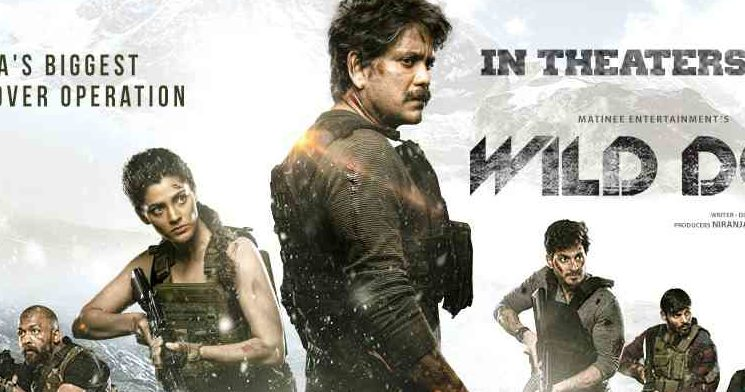 Wild Dog 1st Day Total World Wide Collections!