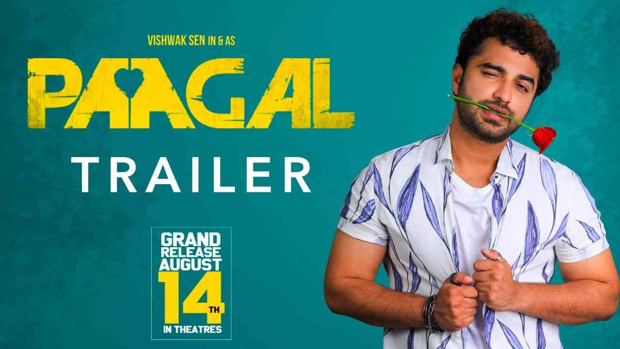 Paagal 4 Days Total Collections!